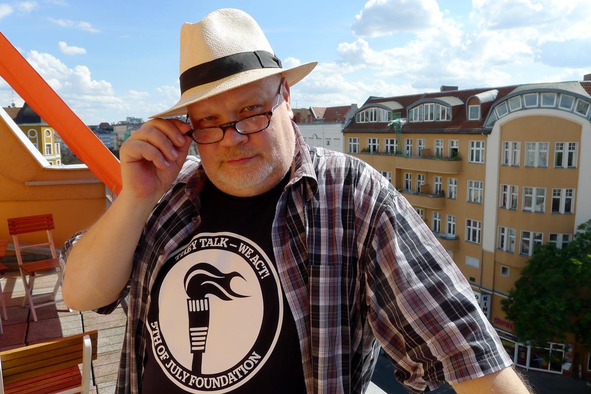 """Henrik """"HAX"""" Alexandersson"""
